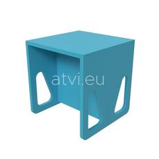 AtviKids Cubix Scaun Montessori Marime 2 Albastru, imagine