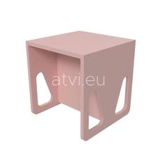 AtviKids Cubix Scaun Montessori Marime 2 Roz, imagine