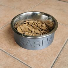 AtviPets Castron Personalizat Cu Nume 3D Pentru Animale De Companie (Marime L), imagine