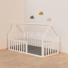 Montessori Bed- Model C, image