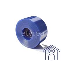 PVC Flexibil Pentru Perdea Termoizolatoare Usa Cusca Caine, imagine