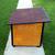 AtviPets Insulated Dog House With Folding Roof Bituminous Shingle Size 3, image , 13 image