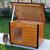 AtviPets Insulated Dog House With Folding Roof Bituminous Shingle Size 3, image , 15 image