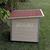 AtviPets Dog House With Folding Roof Bituminous Shingle Size 2, image , 15 image