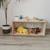 AtviKids Low Toy Shelf   Clear Coat or Transparent   Short Version, image , 3 image