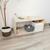 AtviKids Low Toy Shelf   Clear Coat or Transparent   Short Version, image , 7 image