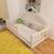 Pat Montessori cu Tarc (Crib Bed) de Podea Cu Casuta in Spate AtviKids [CLONE], imagine