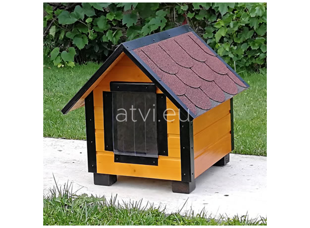 AtviPets Metal Entrance Painted Profiles Size 3, image , 8 image