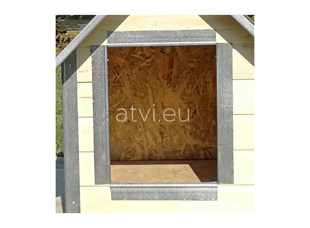 AtviPets Metal Entrance Profiles Size 2, image , 10 image