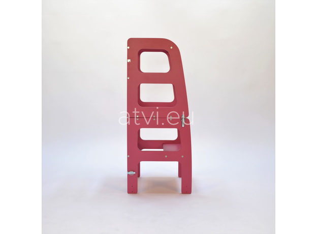 AtviKids Turn de Invatare / Learning Tower Multifunctional (4 in 1) Roz, imagine _ab__is.image_number.default