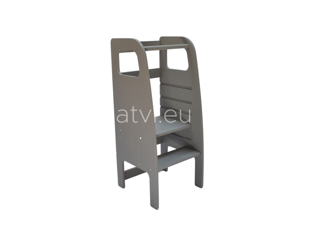 AtviKids Learning Tower Gray, image