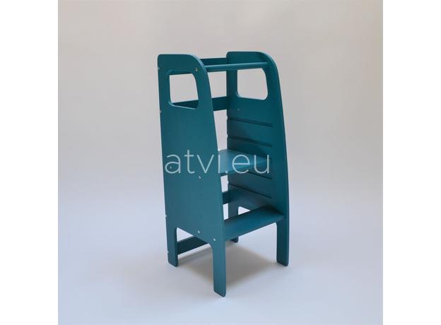 AtviKids Learning Tower Blue, image , 2 image