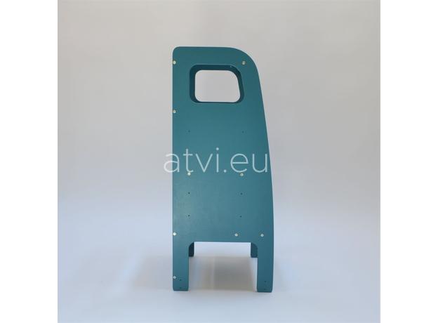 AtviKids Learning Tower Blue, image , 4 image