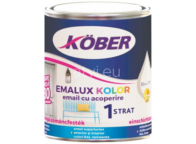 Kober Emalux Kolor Email Superlucios, imagine