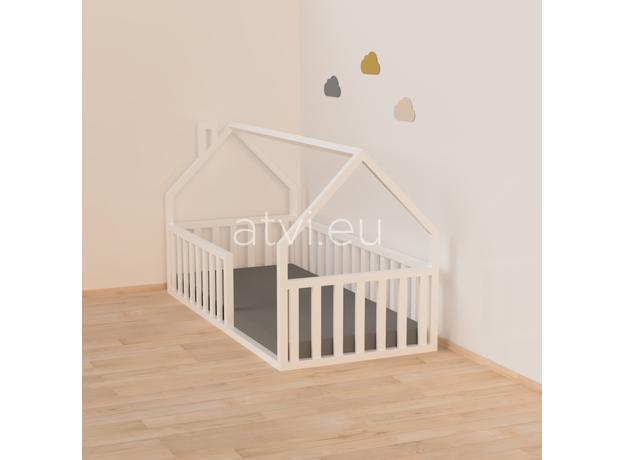 Montessori Bed- Model C, image , 3 image