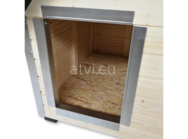 AtviPets Metal Entrance Profiles Size 2, image , 7 image