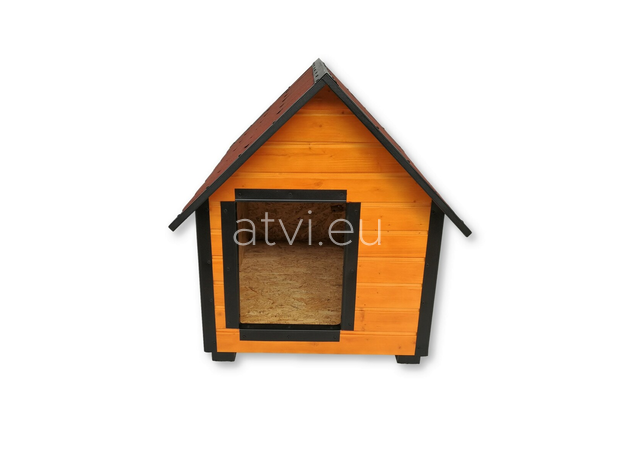 AtviPets Metal Entrance Painted Profiles Size 3, image , 4 image